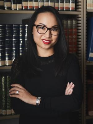 Asst. Prof. Kimberly Hoang